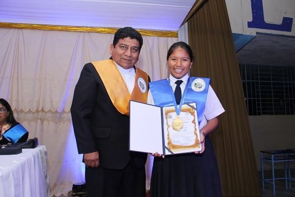 Ceremonia de Clausura y Graduación del Año Académico 2018