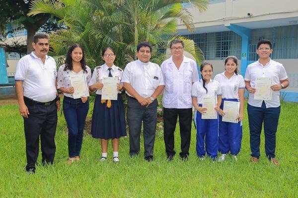 Estudiantes Chanelistas logran Certificación Internacional en Inglés otorgado por ESOL International (Cambridge Assessment English)
