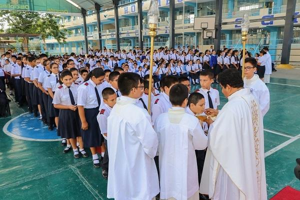 Celebración Eucarística en ofrecimiento del Año Académico 2019