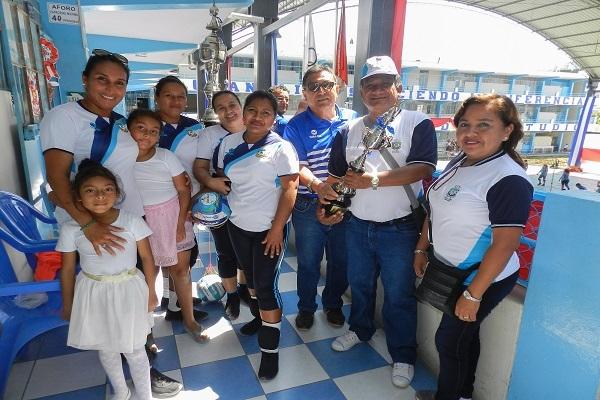XXVI Juegos Deportivos Internos de Padres de Familia 2018