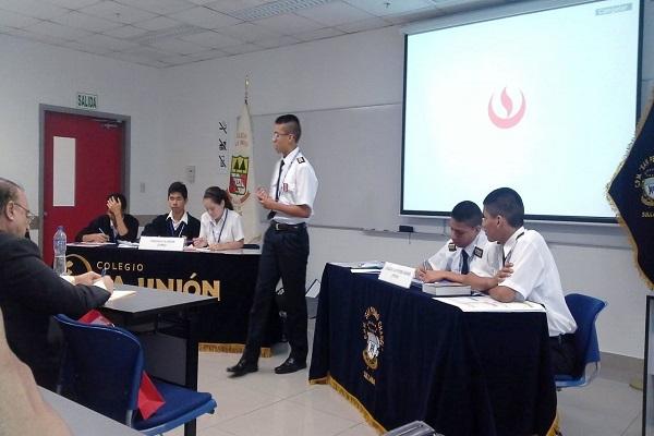"""Alumnos Chanelistas logran clasificarse y Debatirán en el Congreso de la República en el Torneo Nacional de Debate Escolar """"Expresarte Perú 2016"""
